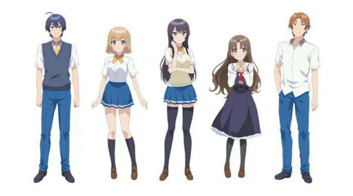 Anime TV Osananajimi ga Zettai ni Makenai Love Comedy Ungkap Video Promosi, Visual, Seiyuu Lainnya 2
