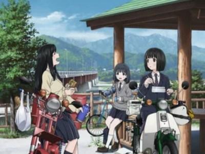 Anime Super Cub akan Tayang Perdana pada Tanggal 7 April 150