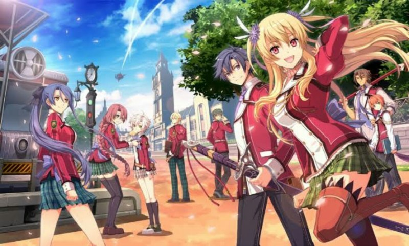 Seri Game The Legend of Heroes: Trails of Cold Steel Mendapatkan Anime TV 1