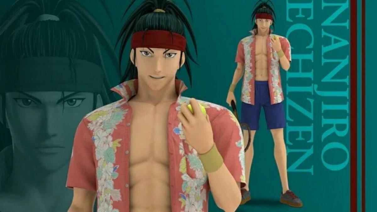 Film 3D CG The Prince of Tennis Ungkap Seiyuu Baru dan Cerita Melintasi Waktu 3