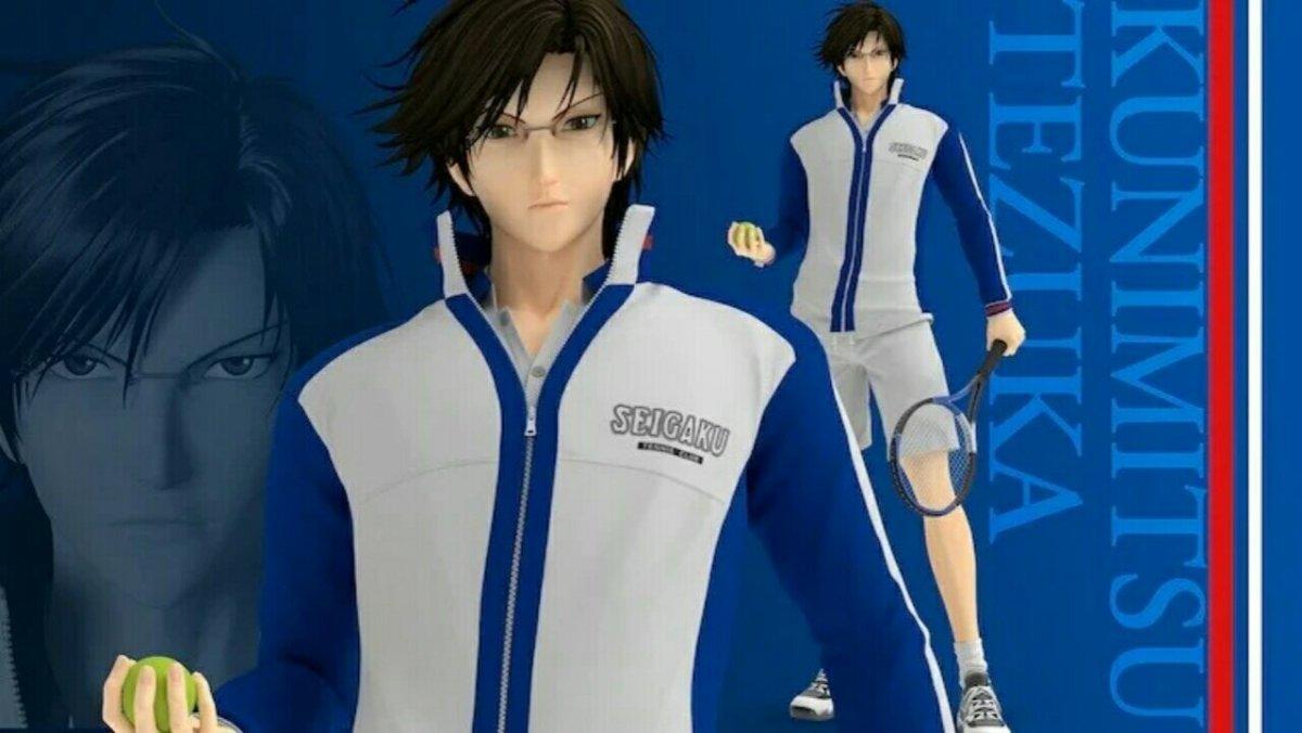 Film 3D CG The Prince of Tennis Ungkap Seiyuu Baru dan Cerita Melintasi Waktu 4