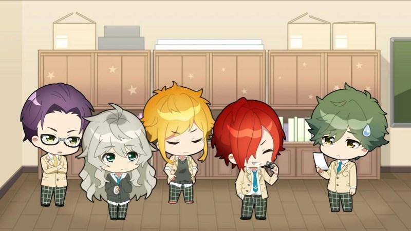 Proyek Yusei High School Astronomy Club Dapatkan Anime Web 1