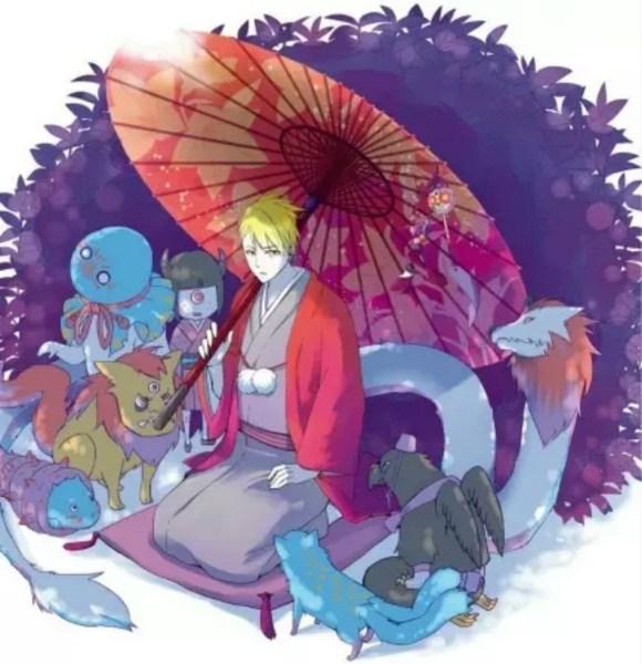 Manga The Morose Mononokean akan Berakhir pada Tanggal 8 April 1
