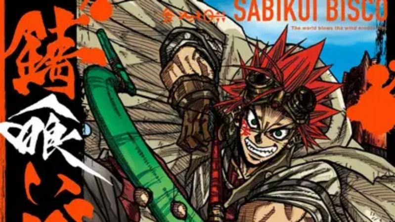 Manga Sabikui Bisco Dapatkan Bagian Kedua dengan Artis Baru 1