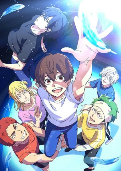 Kenichirō Matsuda Ikut Berperan dalam Anime Bakuten!! 1