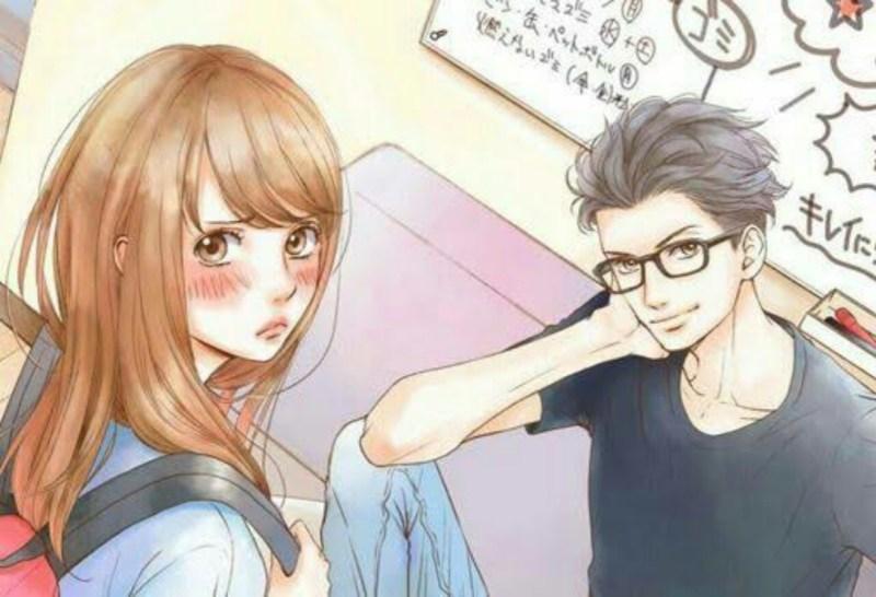Manga Living-Room Matsunaga-san akan Berakhir dalam Volume Berikutnya 1