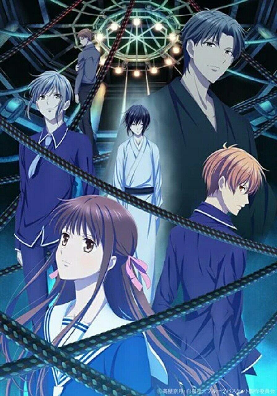 Anime Fruits Basket The Final Diperankan oleh Ai Orikasa dan Akira Ishida 4