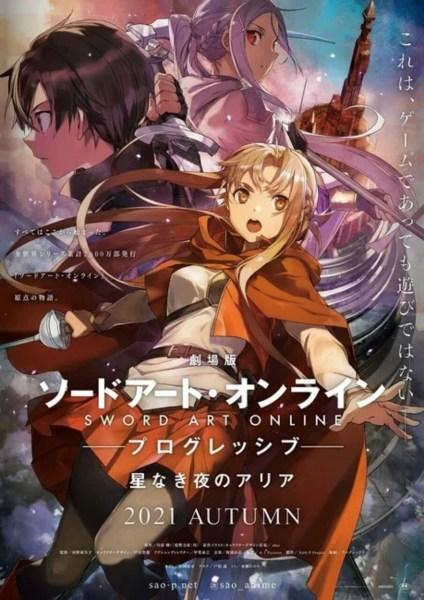 Film Anime Sword Art Online Progressive Ungkap Video Teaser Kedua, Visual Baru, dan Seiyuu Lainnya 1