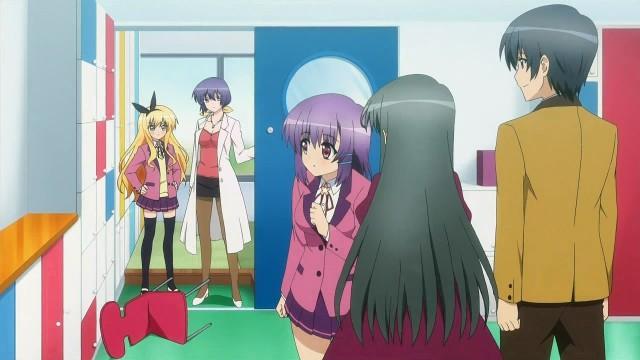 20 Klub Sekolah Teraneh yang Pernah Ada di Anime 8