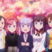 Manga New Game! akan Berakhir pada Volume ke-13 14