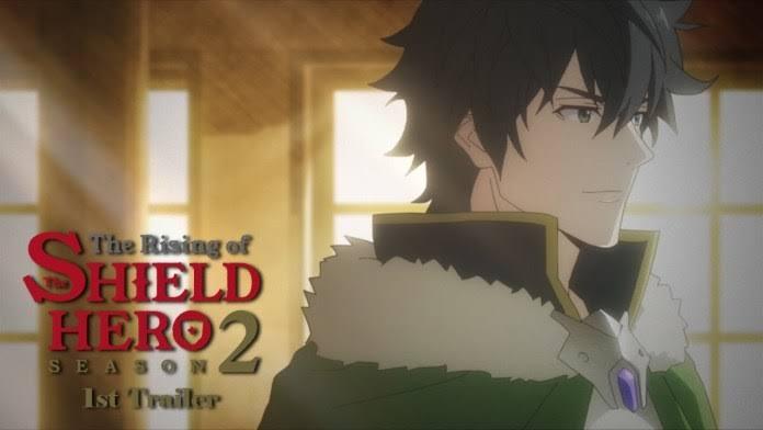 Musim Kedua Anime Tate no Yūsha no Nariagari Tayang Perdana di Bulan Oktober Dengan Platform Streaming Crunchyroll 1