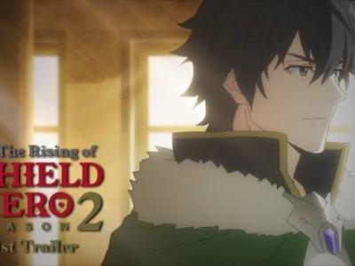 Musim Kedua Anime Tate no Yūsha no Nariagari Tayang Perdana di Bulan Oktober Dengan Platform Streaming Crunchyroll 7
