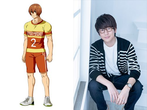 Anime Shakunetsu Kabaddi Umumkan Natsuki Hanae dan Soma Saito sebagai Pemeran Tambahan Baru 2