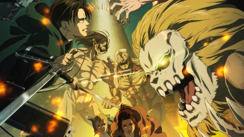 Shingeki no Kyojin: The Final Season Berlanjut ke Bagian Kedua 1