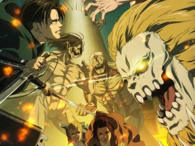 Shingeki no Kyojin: The Final Season Berlanjut ke Bagian Kedua 23