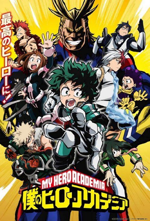Anime Boku no Hero Academia Resmi Mendapatkan Musim ke-6 1
