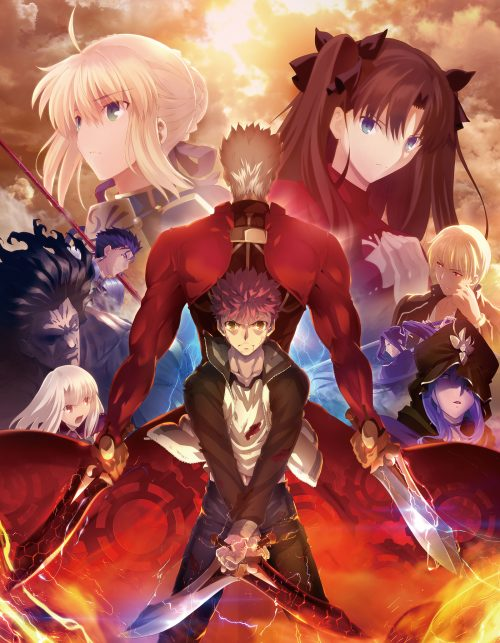 Pembuat Manga Daisuke Moriyama akan Membuat 2 Serial Manga Adaptasi 'Fate' Terbaru 2
