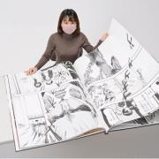 Kodansha telah Menerbitkan Manga Attack on Titan dengan Ukuran Raksasa 12