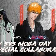 Garena AOV Umumkan Kolaborasi dengan Anime Bleach 14