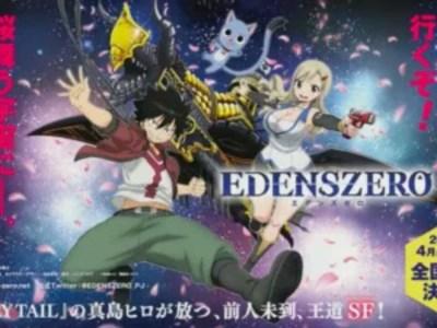 Video Promosi Anime Edens Zero Ungkap Seiyuu Lainnya, Lagu T.M.Revolution, dan Informasi Penayangan di Netflix 40