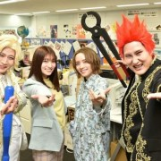 Anggota Grup Kougu Ishin Tampil dalam Seri Live-Action My Androgynous Boyfriend 11