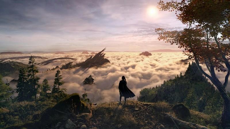 Square Enix Ungkap Judul Game PS5 dan PC Project Athia sebagai Forspoken 1