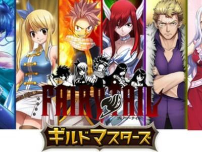 RPG Fairy Tail: Guild Masters Akan Diluncurkan untuk Android dan iOS di Jepang pada Musim Semi 51
