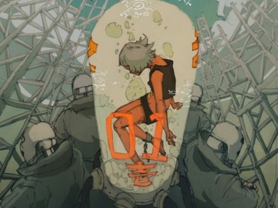 Video Musik Animasi 'Baten Kaitos' Garapan Waboku, A-1 Pictures, dan Eve Tayang Perdana pada Tanggal 28 Maret 48