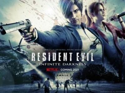 Video Anime CG Resident Evil: Infinite Darkness Menyoroti Claire 14