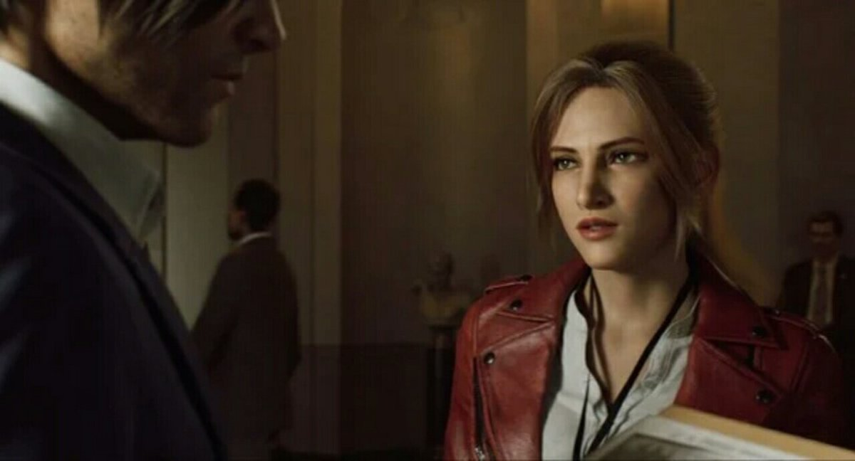 Video Anime CG Resident Evil: Infinite Darkness Menyoroti Claire 3