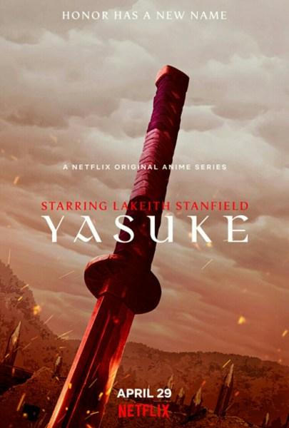 Anime Yasuke Merilis Trailer dan Visual, serta Mengungkapkan Staf Lainnya 1