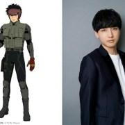 Anime Spriggan dari Netflix Diperankan oleh Chiaki Kobayashi sebagai Karakter Utama Yū Ominae 17