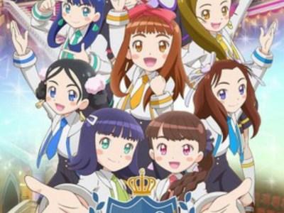 Anime Girl Gaku dari Grup Musik Girls² Akan Mendapatkan Seri Live-Action 23