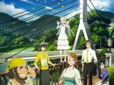 Anime anohana Mengungkap Proyek Ulang Tahun Ke-10 dengan Gambaran Karakter Animenya 10 Tahun Kemudian 19