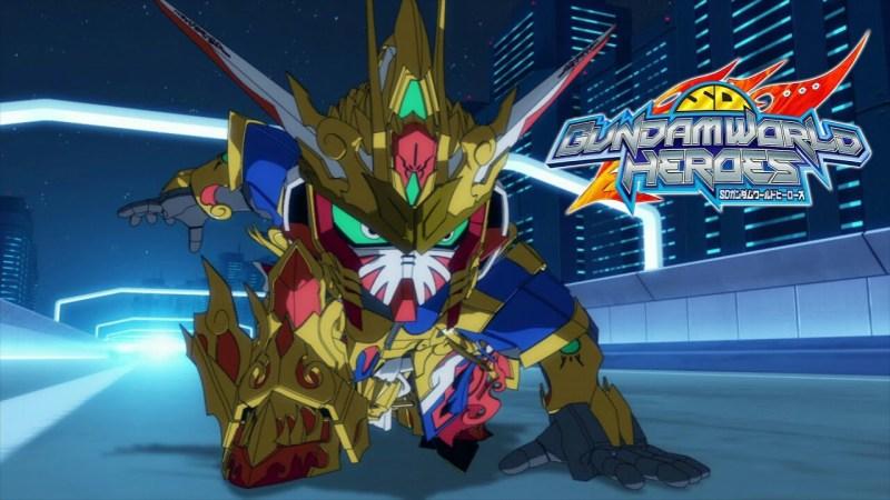 Trailer Bertakarir untuk Anime SD Gundam World Heroes Menyoroti Dunia dan Karakter 1
