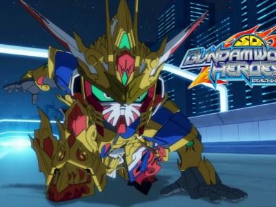 Trailer Bertakarir untuk Anime SD Gundam World Heroes Menyoroti Dunia dan Karakter 22