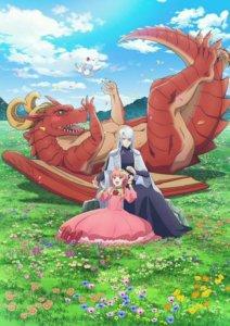 Anime Dragon Goes House-Hunting Diperankan oleh Jouji Nakata 2