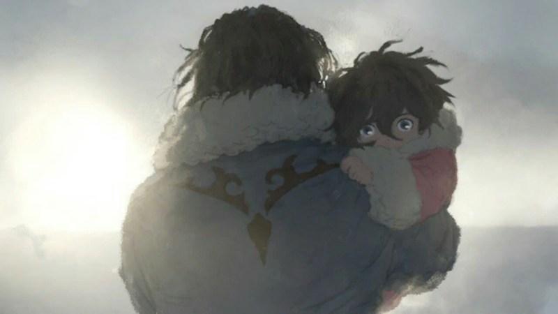 Film Anime Shika no Ō Garapan Production I.G Mengungkapkan Seiyuu, Staf Lainnya, Judul Lengkap, dan Tanggal Debutnya di Teaser 1