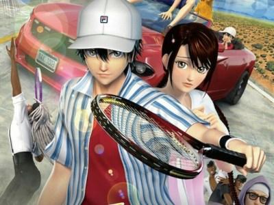 Film 3D CG Prince of Tennis Mengungkapkan 2 Versi yang Berbeda dan Seiyuu Lainnya 9