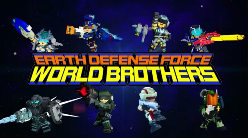 Trailer Game Earth Defense Force: World Brothers Mengungkapkan Versi PC dan Tanggal Rilisnya 1