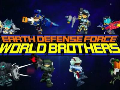 Trailer Game Earth Defense Force: World Brothers Mengungkapkan Versi PC dan Tanggal Rilisnya 2