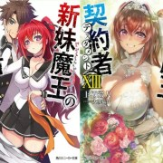 Seri Novel Ringan The Testament of Sister New Devil Berakhir dalam Volume Ke-13 18