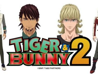 Anime Sekuel Tiger & Bunny 2 Mengungkapkan Desain Karakter Anime dan Setelan Hero Baru 51
