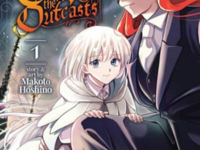 Manga The Tale of the Outcasts Akan Berakhir pada Tanggal 14 April 87
