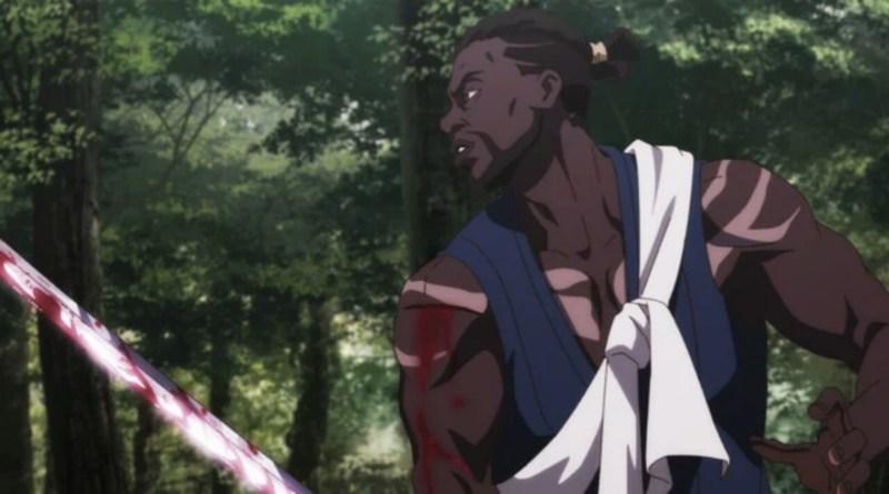 Anime Yasuke Mengungkapkan Seiyuu Jepang dengan Teaser Baru 1