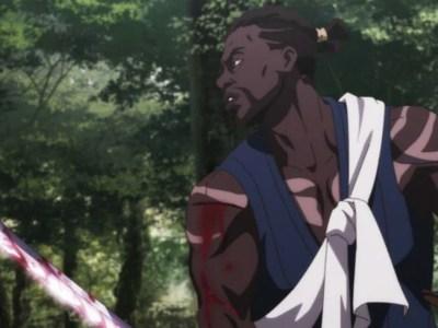 Anime Yasuke Mengungkapkan Seiyuu Jepang dengan Teaser Baru 21