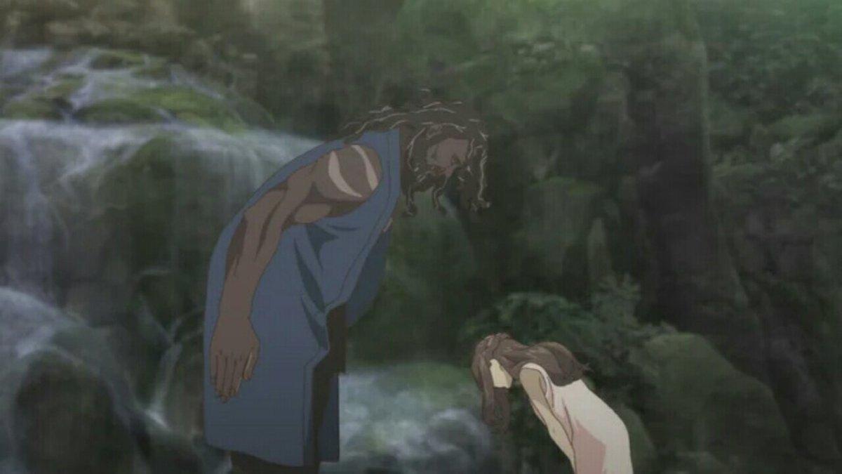 Anime Yasuke Mengungkapkan Seiyuu Jepang dengan Teaser Baru 2