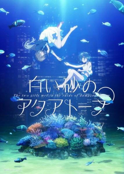 Anime Aquatope of White Sand Mengungkapkan Video Promosi, Seiyuu Lainnya, dan Penyanyi Lagu Tema 1