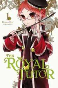 Manga The Royal Tutor Karya Higasa Akai Akan Berakhir pada Bulan Mei 2