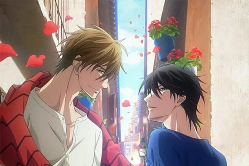 Arc Spain dari Manga BL DAKAICHI Mendapatkan Film Anime untuk Musim Gugur Tahun Ini 1